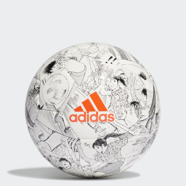 белый Футбольный мини-мяч Captain Tsubasa