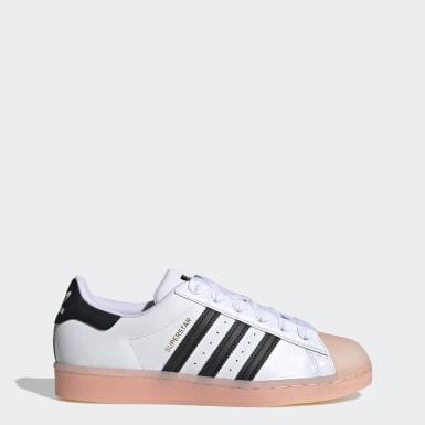 Frauen Originals Superstar Schuh Weiß