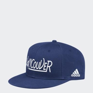 Vancouver Shadow Script Snapback Hat