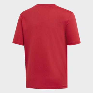 Kinderen Training Rood Campeon 19 Voetbalshirt