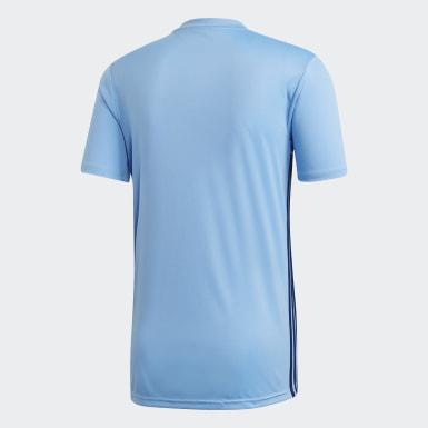 Männer Fußball New York City FC Heimtrikot Blau
