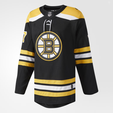 Men's Hockey Black Bruins Bergeron Home Authentic Pro Jersey