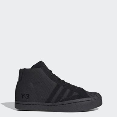 Y-3 Black Y-3 Yohji Pro