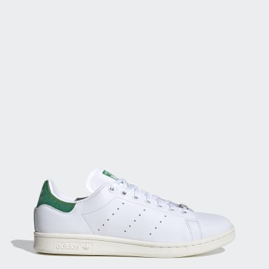 Zapatilla Stan Smith con cristales de Swarovski® Blanco Originals