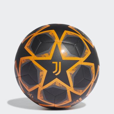 Pallone UCL Finale 20 Club Juventus Nero Calcio