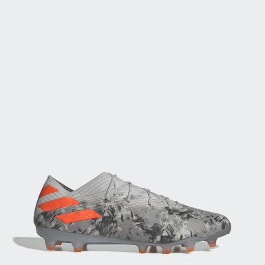 Botas de Futebol Nemeziz 19.1 – Relva artificial Cinzento Homem Futebol