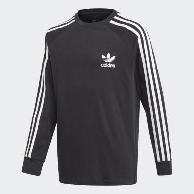 Koszulka 3-Stripes Czerń
