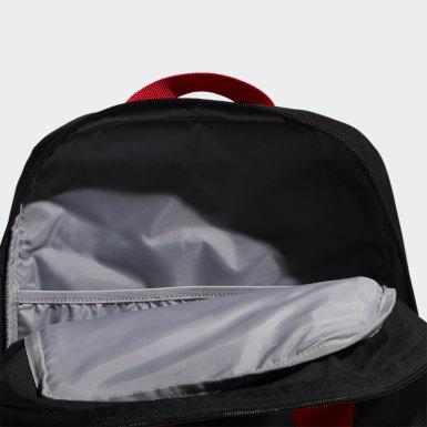 Men Training Black Parkhood Badge of Sport Backpack