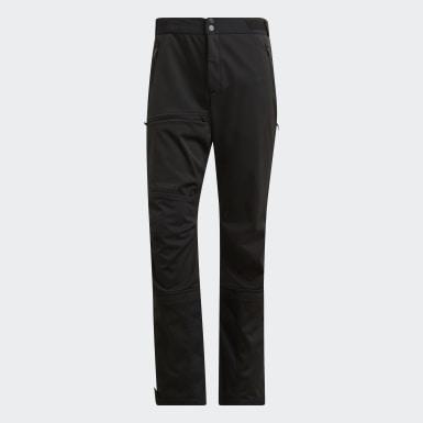 Άνδρες TERREX Μαύρο Ski Tour Pants