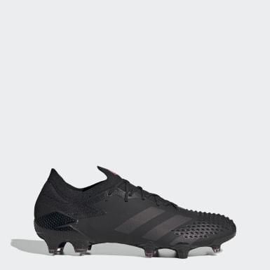 Bota de fútbol Predator Mutator 20.1 Low césped natural seco Negro Fútbol