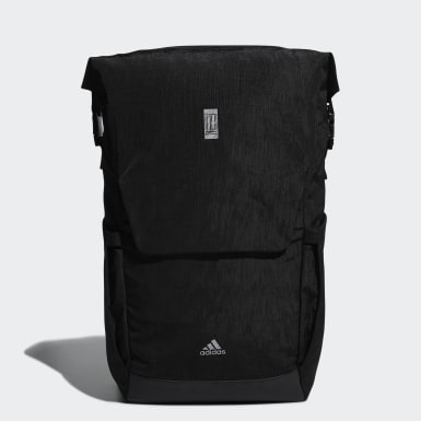 Men Training Black Wuji Backpack