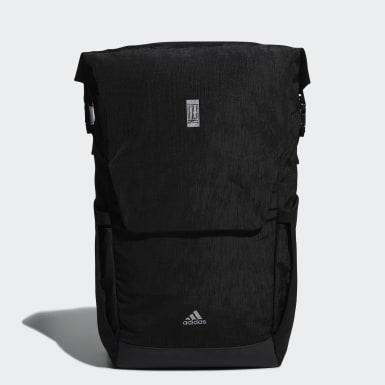 Men Training Black Wuji Backpack