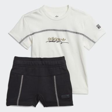 Deti Originals béžová Súprava R.Y.V Shorts and Tee