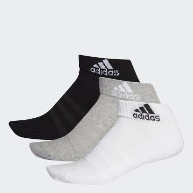 เทรนนิง สีเทา ถุงเท้าหุ้มข้อนุ่มสบาย