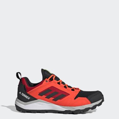 Muži TERREX oranžová Tenisky Terrex Agravic TR GORE-TEX Trail Running Shoes