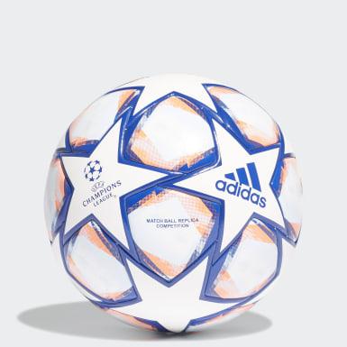 Pallone UCL Finale 20 Competition Bianco Calcio