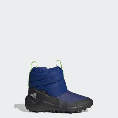 Kids 4-8 Years Training Blue ActiveSnow WINTER.RDY Snow Boots