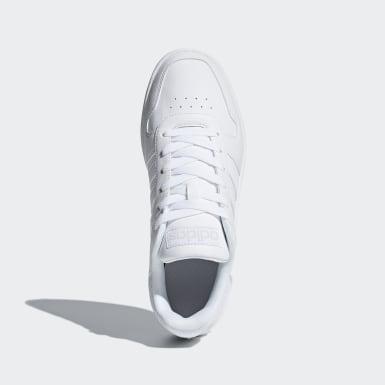 Zapatillas Hoops 2.0 Blanco Hombre Essentials