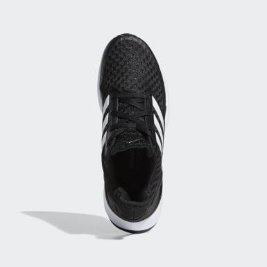 Chaussure RapidaRun noir Adolescents Course