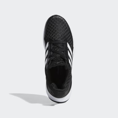 Youth Running Black RapidaRun Shoes