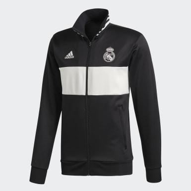 Real Madrid 3-Stripes Track Jacket