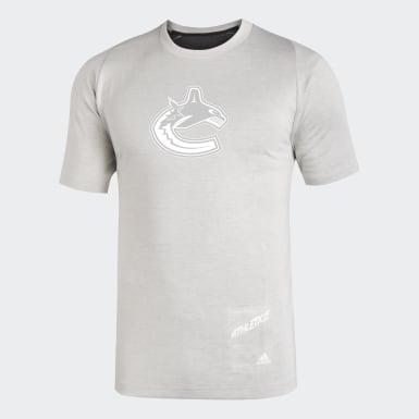 T-shirt Canucks Tech multicolore Hommes Entraînement