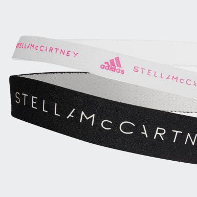 Women adidas by Stella McCartney Black adidas by Stella McCartney Headband