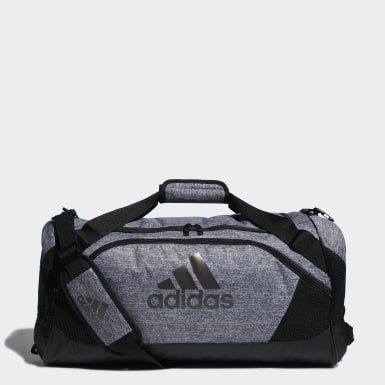 Baseball Grey Team Issue 2 Duffel Bag Medium