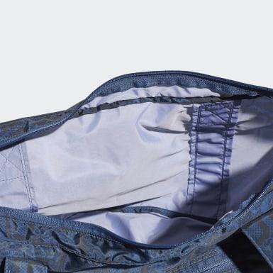 Bolsa de viaje Azul Mujer adidas by Stella McCartney