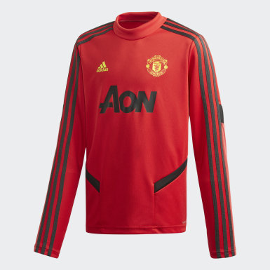Manchester United treningsgenser