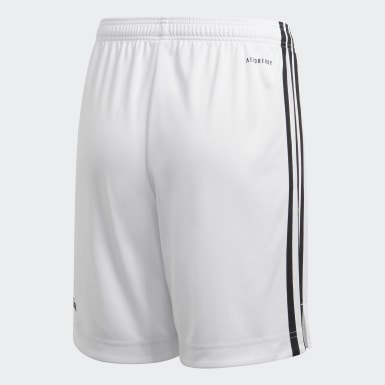 Youth Football White Beşiktaş JK 20/21 Home Shorts