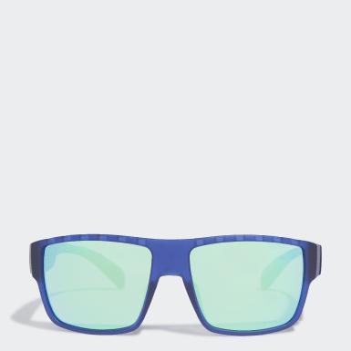 Sport Solbriller SP0006 Blå