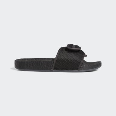 Originals Siyah Pharrell Williams Chancletas HU Terlik