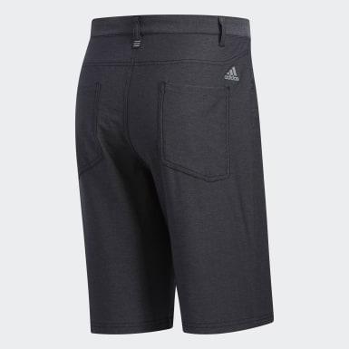 Short chiné cinq poches Ultimate365 noir Hommes Golf