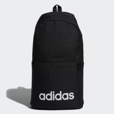Sport Inspired สีดำ กระเป๋าเป้ Linear Classic Daily