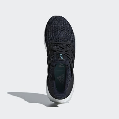 Youth Running Blue Ultraboost Parley Shoes