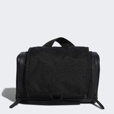 Golf Black Adicross Wash Bag