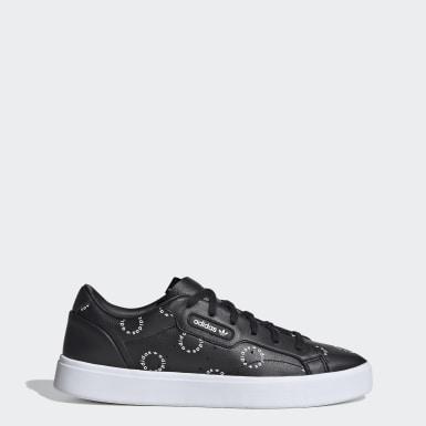Sapatos adidas Sleek Preto Mulher Originals