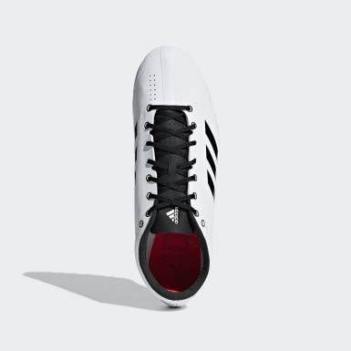 Zapatillas de clavos Adizero Prime Sprint Blanco Hombre Running