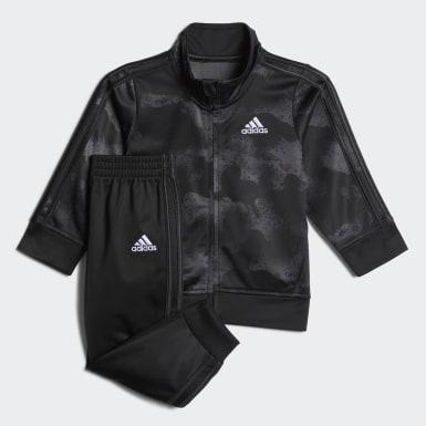 Printed Tricot Jacket Set