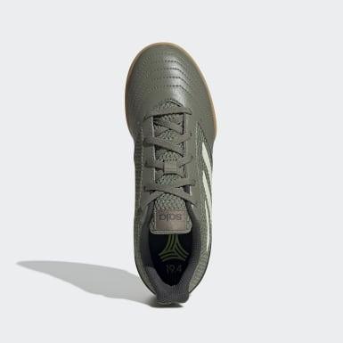 Calzado de Fútbol Predator 19.4 Futsal Verde Niño Fútbol
