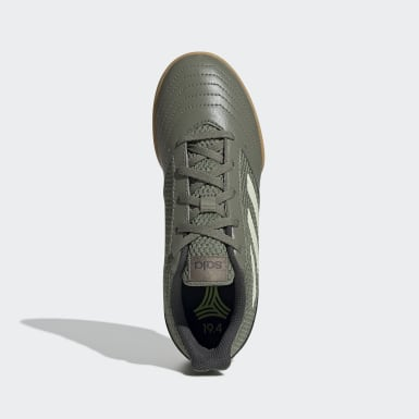 Children Soccer Green Predator 19.4 Sala Shoes