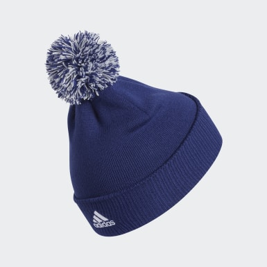 Men Training Not Defined Maple Leafs Stadium Cuffed Pom Beanie
