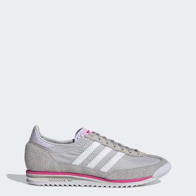 Dames Originals Grijs SL 72 Schoenen