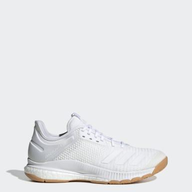 Frauen Volleyball Crazyflight X 3 Schuh Weiß