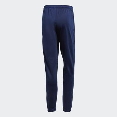 Calças Core 18 Azul Homem Treino