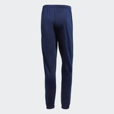 Pantaloni Core 18 Blu Uomo Training