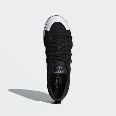Originals สีดำ รองเท้า Nizza