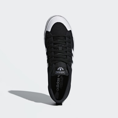 Erkek Originals Black Nizza Ayakkabı