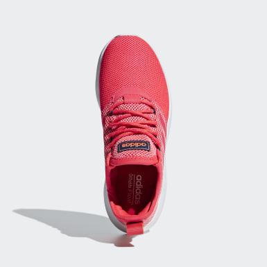 Zapatillas Lite Racer Reborn Rojo Mujer Diseño Deportivo
